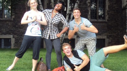 Theatre Cast-mates