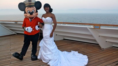 With Mickey On Deck